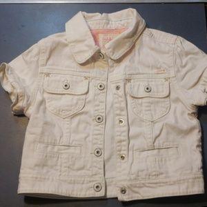 Oshkosh girls denim jacket